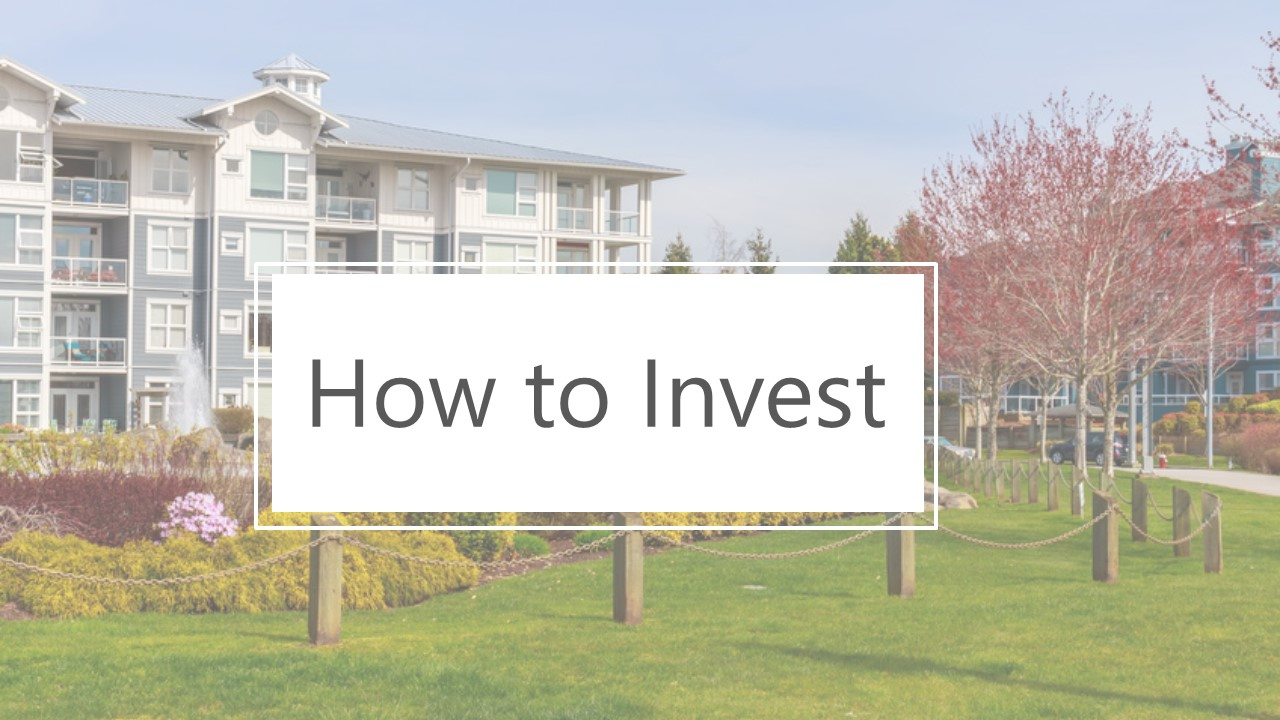 How to invest Button