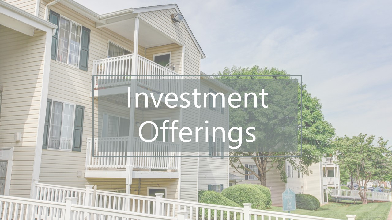 Investment Offerings